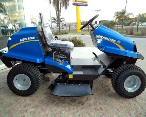 Tractor de Jardin New Holland