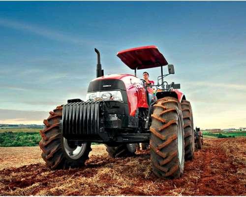 Tractor Case IH Farmall 130a en Totoras