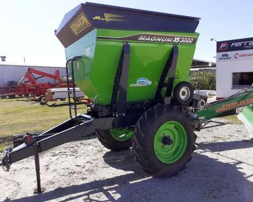 Fertilizadora Bernardin M3000 XS
