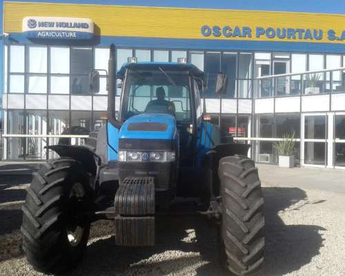 Tractor New Holland TM 150 año 2006