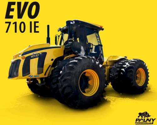 Pauny 710 Bravo, Articulado, 310hp