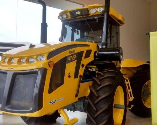 Tractor Pauny EVO 540cc con Duales
