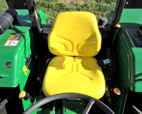 Oportunidad 0km. Vendo Tractor John Deere 5065 e año 2018.