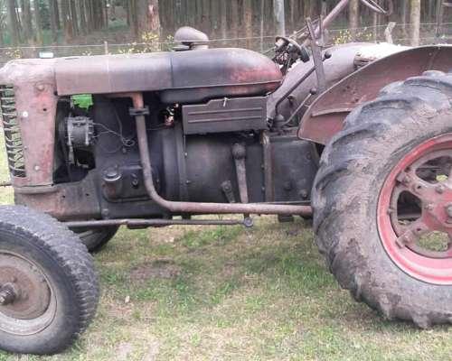 Vendo Tractor Zetor 25