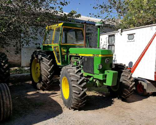 John Deere 3550 Dt - 125 Hp - Cabina -
