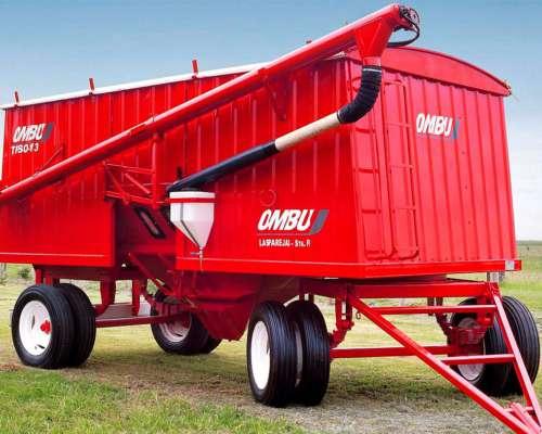 Tolva para Fertilizantes y Semillas 13 M3 Ombu