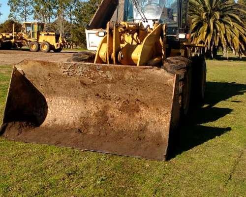Cargadora Caterpillar 924g, 2 MTS3