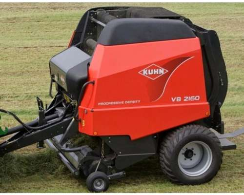 Rotoenfardadora Kuhn Serie VB 2200