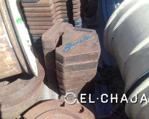 Contrapesos Tractor Agricola Zanello.
