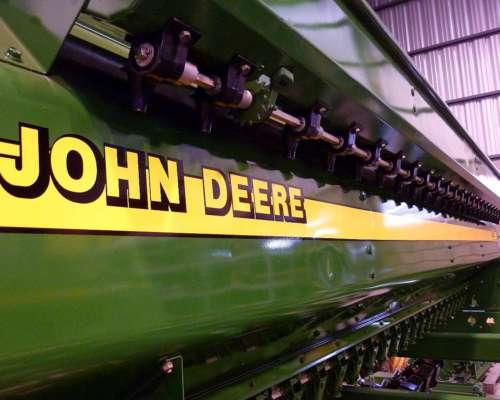 Reparación de Semradoras John Deere 750 y 1560