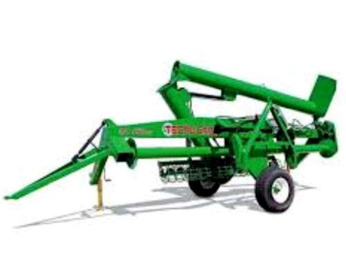 Extractora de Granos Cereal Tec-nocar