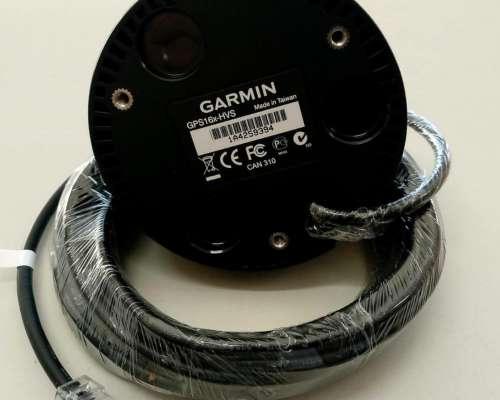 Antena GPS Garmin 16x HVS para Mapeo en Cosecha