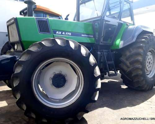 Deutz Fahr AX 4.170- Sincron