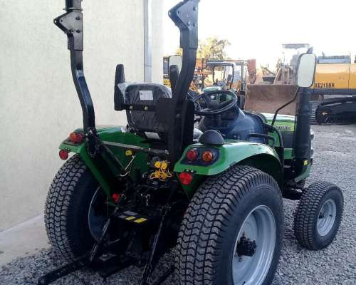 Tractor Parquero Tipo Hanomag, Apache Chery BY Lion 30hp