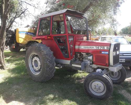 Tractor Massey Fergunson 1475 muy Bueno