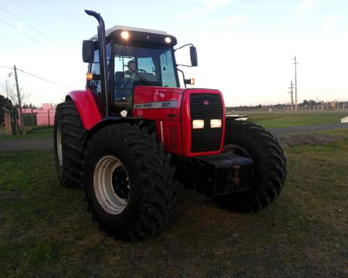 Massey Ferguson 680 High Flow