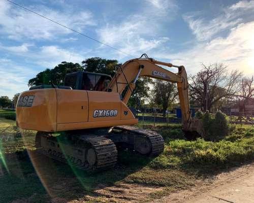 Excavadora de Orugas Case Cx160b 17tn - Japón