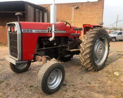Massey Ferguson 265 Motor Perkins 4, 3 Puntos
