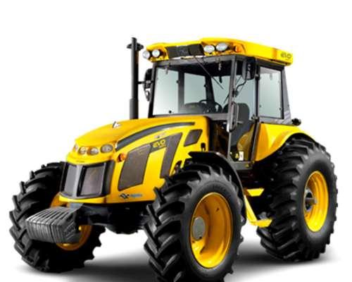 Tractor Asistido 230a EVO - Pauny
