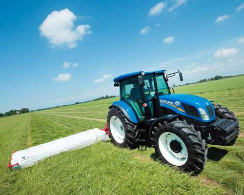 Tractor New Holland Modelo TD5.110 4wd - 0km