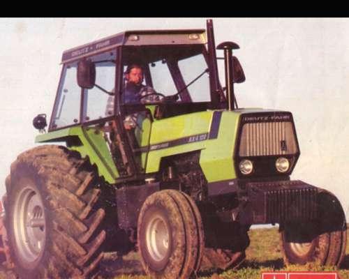 Compro Tractor Pago con Semilla de Alfalfa