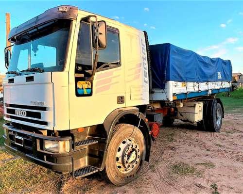 Camión Iveco 2005 Inmaculado - Modelo 170 e 21