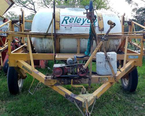 Releyco 2000 Lts 14 Mts