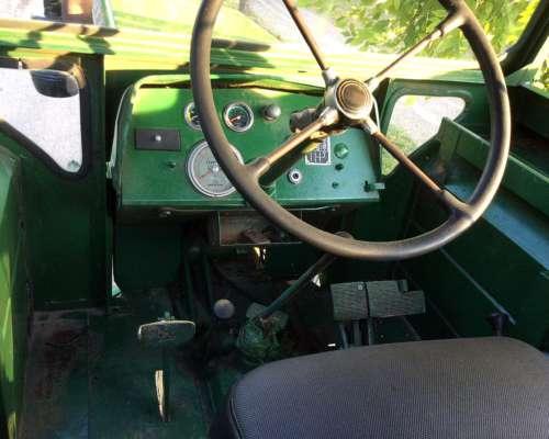 Tractor Deutz a 65 Impec
