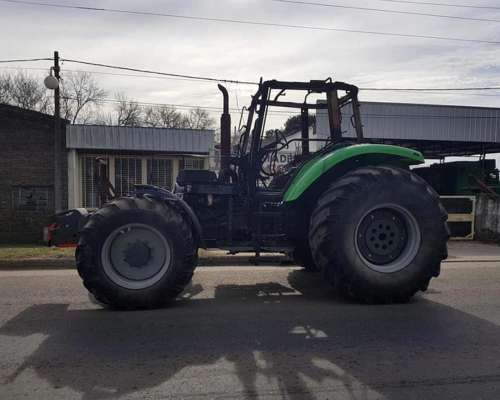 Vendo Tractor Agco Allis Siniestrado