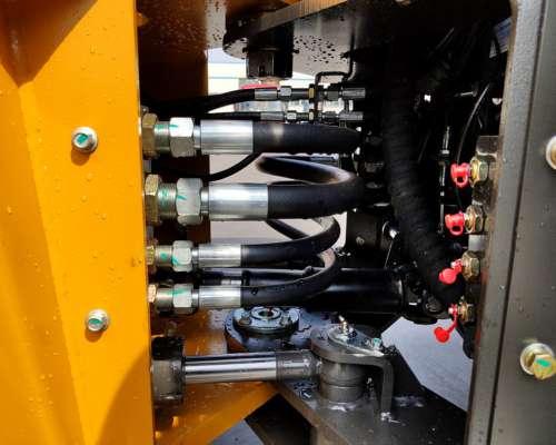 Retropala Taurus CTX30-25 C/ Aire Acondicionado