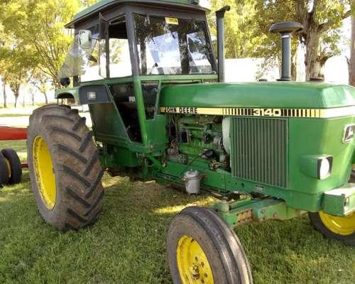 Vendo Tractor John Deere 3140 Mod 1985