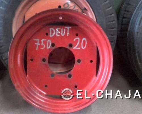 Llanta Agricola Tractor Deutz 750.20.