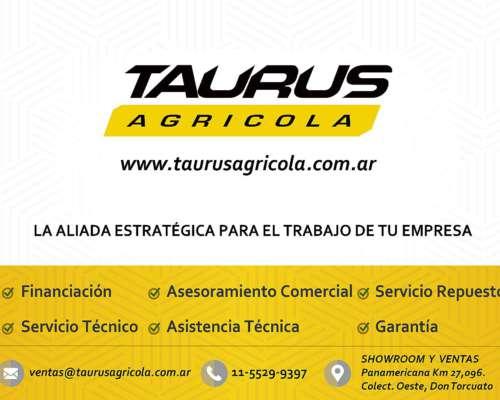 Hoyadora Implemento Manipulador Taurus Pala Telescopica