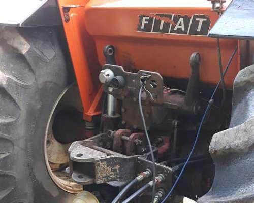 Lindo Fiat 980 DT Italiano Cabina Original