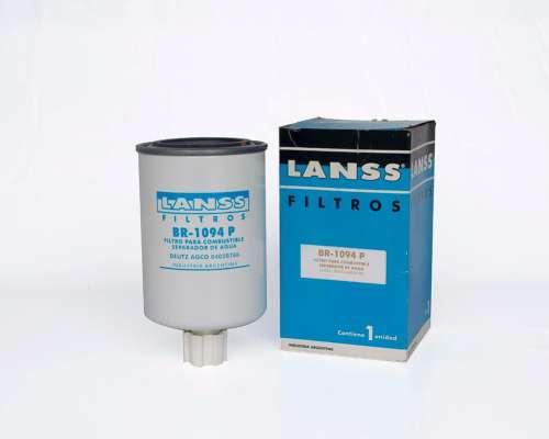 Filtro de Combustible Lanss Agco- Deutz Separador 04020788