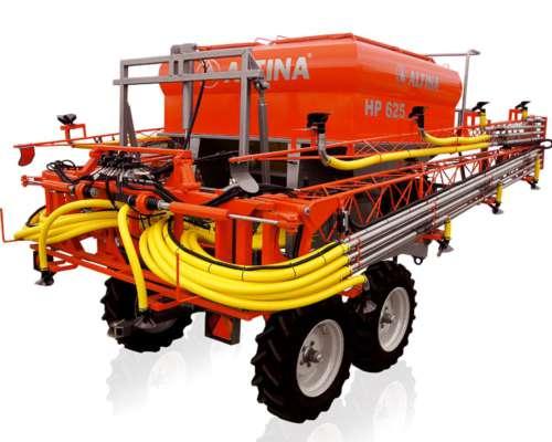 Fertilizadora / Sembradora Altina HP 625